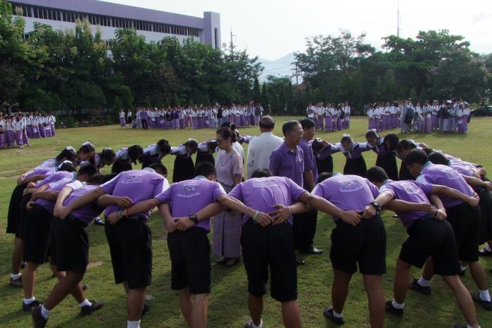 รักและผูกพันครูผู้เกษียณอายุราชการ ประจำปี 2560