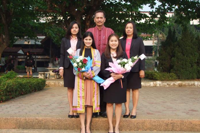 ร่วมแสดงความยินดีกับความสำเร็จของครูโรงเรียนธีรกานท์บ้านโฮ่ง